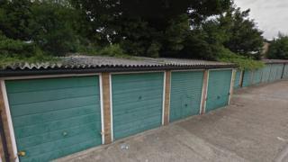 Garages in Fiske Court