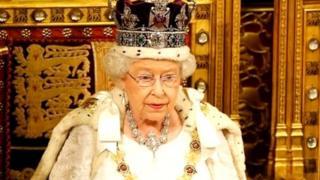 राणी एलिझाबेथ, युके, संसद, ब्रेक्झिट, बोरिस जॉन्सन