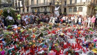 памяти жертв терактов