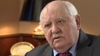 Mikhail Gorbachev akizungumza na BBC, Desemba 2016