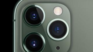เลนส์กล้องไอโฟน 11