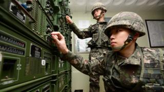 سربازان کره جنوبی