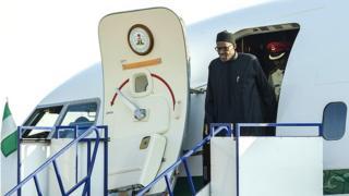 Onyeisiala Muhammadu Buhari