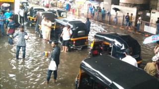 मुंबईत पाऊस