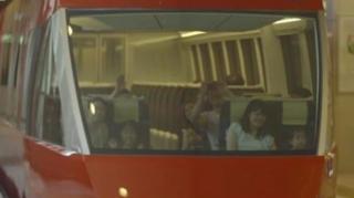 टोक्यो की ट्रेन