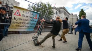 Нападение на посольство