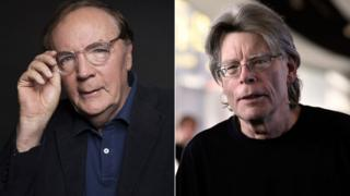 James Patterson and Stephen King