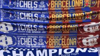 Chelsea na Barcelona