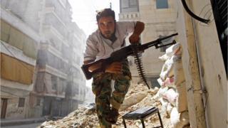 Halep savaşcı