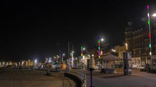 Weymouth proposed lighting