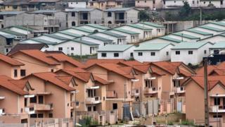 côte d'ivoire, les familles dans les logements sociaux, 40000 logements, 4000 familles