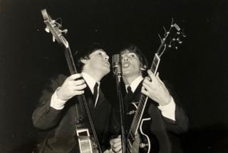 Beatles Caird Hall