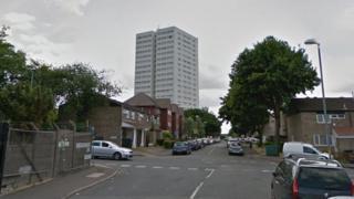 Arthur Street and Bolton Road Junction, Small Heath