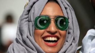 पाकिस्तानी महिला