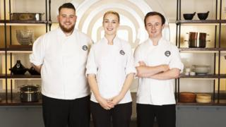 MasterChef: The Professionals finalists