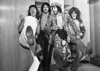 The Who in 1970