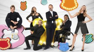 BBC Children in Need 2017 presenters