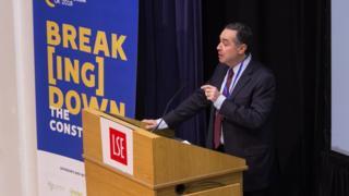 Ministro do STF Luís Barroso