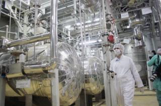 فعالیت هستهای ایران