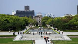"""Приезжающие в Хиросиму рассказывают, что испытали здесь чувство глубокого сопереживания, когда познакомились с историей города. Здесь это называют """"эффектом Хиросимы"""""""