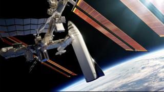 BFR перебере на себе ті функції, які виконують зараз транспортники SpaceX (малюнок)