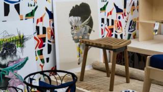 Des meubles Ikea réalisés par des designers africains
