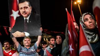 Turkey failed coup: Presidential guard to be disbanded