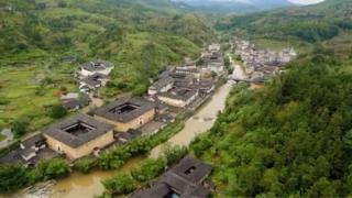 चीन का गांव