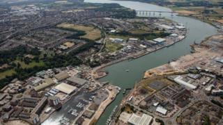 Ipswich Port