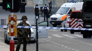 Поліція Брюсселя