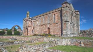 Coldingham Priory