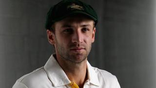Australian cricketer Phillip Hughes
