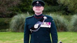 Sgt Major Bill Bielby