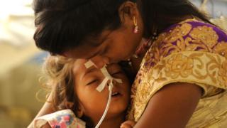 बिहार में बच्चे की मौत
