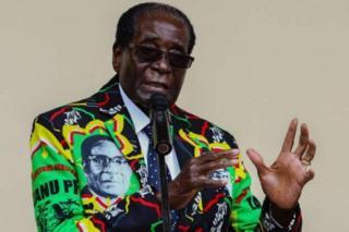 Shugaba Mugabe
