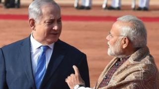 नेतान्याहूंचा सहा दिवसांचा भारत दौरा.