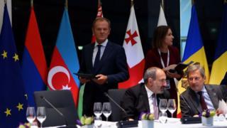 Brüssel. Avropa İttifaqı (Aİ) Şərq Tərəfdaşlığı proqramının 10 illik yubiley tədbirləri