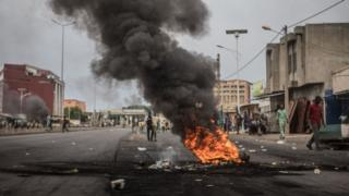 Violences post-électorales au Bénin