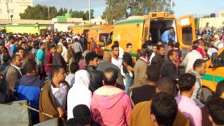 North Sinai al-Rawda mosque attack, Egypt