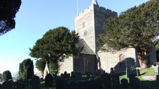 Eglwys Llanbadarn Fawr