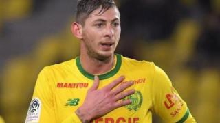 Emiliano Sala ya takawa Bordeaux leda kafin ya koma Nantes a 2015