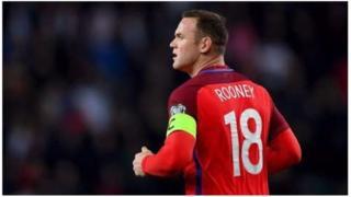 Wayne Rooney ntiyari yakinye mu rukino rwaheruka kubahuza na Slovenia
