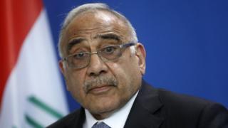 سياسيون يبحثون مصير رئيس الوزراء العراقي عادل عبد المهدي
