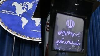 """وزارت خارجه ایران از به کارگیری اصطلاح """"گروه های تروریستی"""" از سوی منتقدان دولت درباره سازمان هایی همچون حزب الله انتقاد کرده"""