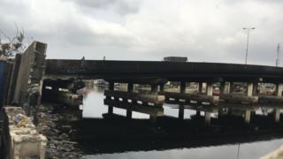 FESTAC link bridge wey burn