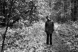 илья в лесу
