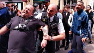 Preachers arrested in Bristol