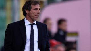 Zola tsohon dan wasan Chelsea da Italiya