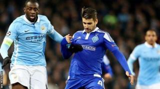 Man City banganije na Dynamo Kiev 0-0