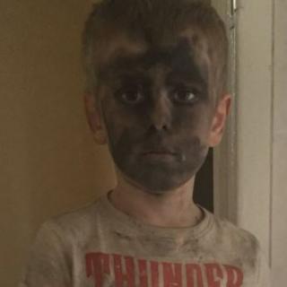 Sarah Chrisp's photo of her son